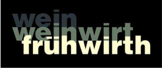 Weinbau Frühwirth-Logo